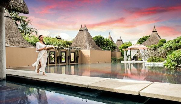 Beachcomber Resorts på Mauritius.