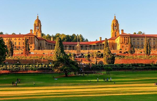 Union Building i Pretoria.