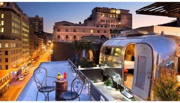 Grand Daddy Hotel i Cape Town