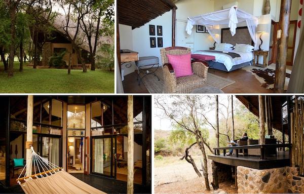 Amakhosi Lodge i Sør-Afrika