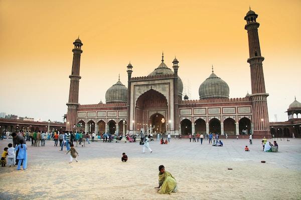 Delhi i India.