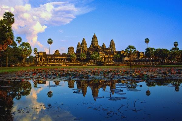 Angkor Wat sunset1