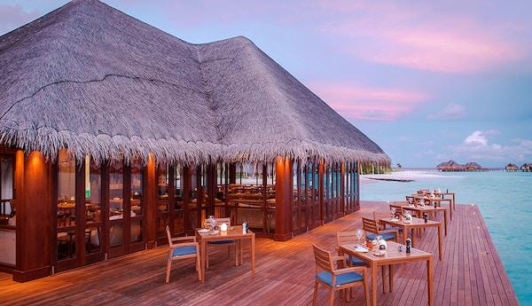 Aarah restaurant