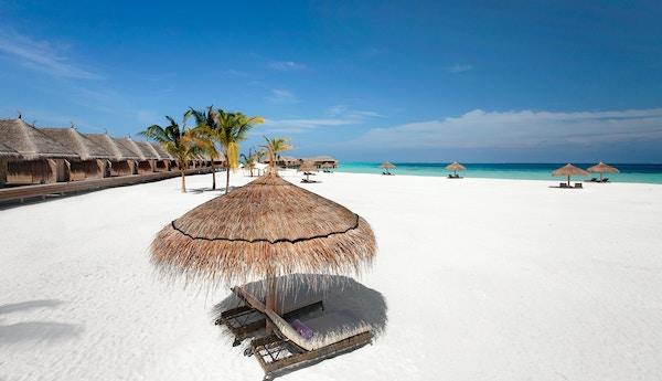 Constance Moofushi Resort 5*, Maldivene,
