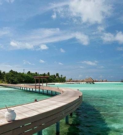 Constance Moofushi Resort 5*, Maldivene.