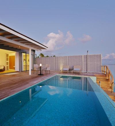 Kuramathi Island Resort, Maldivene