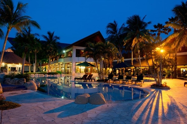 Nexans Resort, Kota Kinabalu, Borneo