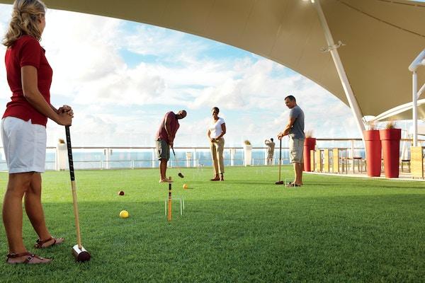 CEL EQ Lawn Club Croquet
