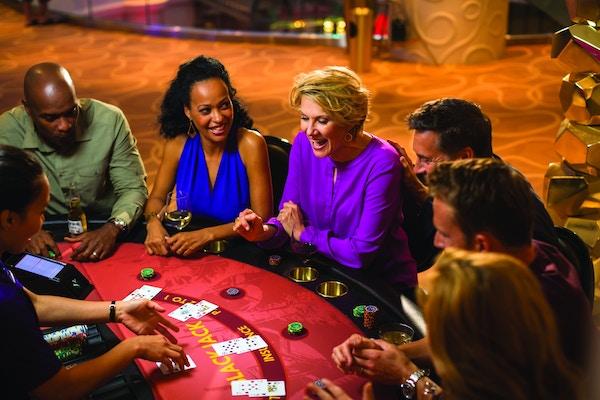 Kasino på cruiseskip