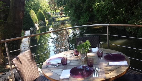 Vintur i Bourgogne.