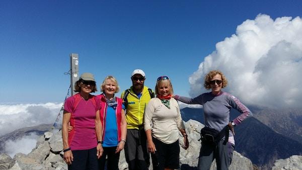 Mt Gigilos, 2080 moh, Kreta