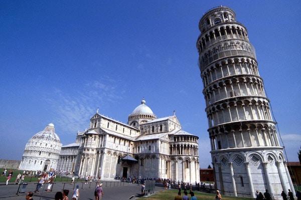 Tårnet i Pisa