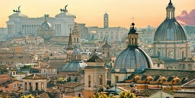 Utsikt over Roma