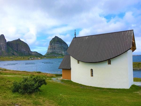 Træna på Helgelandskysten.