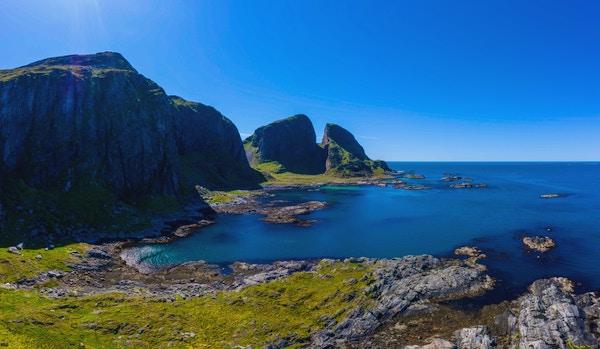 Kinn Island foto Visit Fjord Kysten
