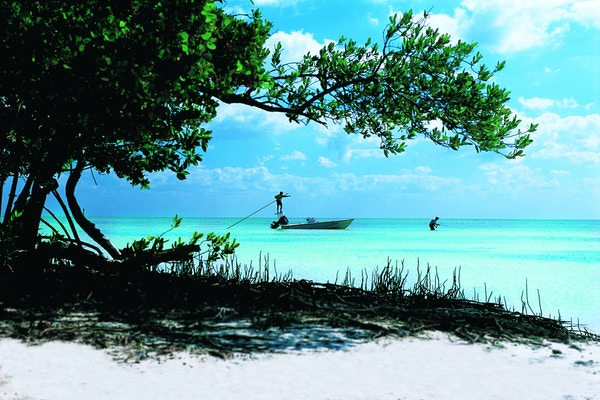Key West i Florida, USA.