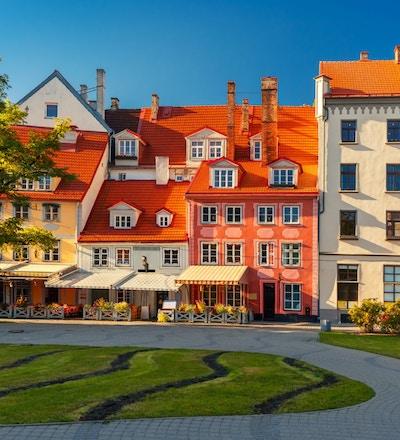 Riga city square 1920x1280