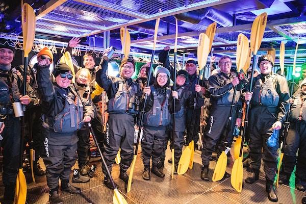 Svalbard teambuiling