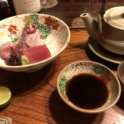 Mat på Yoshida Sanso