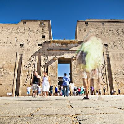 Tempelet Edfu