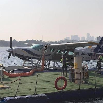Sjøfly i Dubai