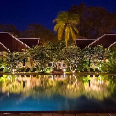 Grand Hotel Angkor Pool P1 Pool View