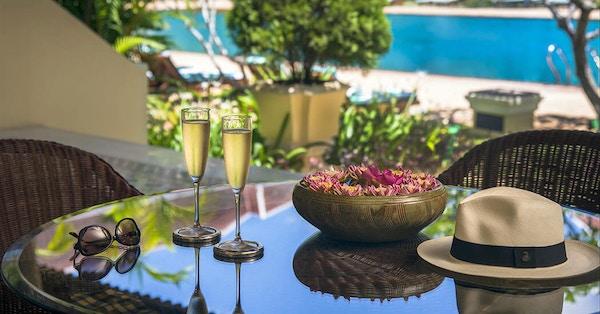 Grand hote angkor Villa Suite