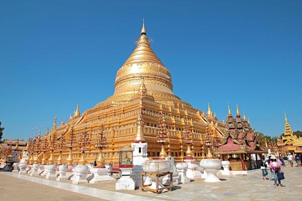 Shwezigon Bagan