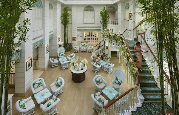 Bangkok 16 fine dining the authors lounge 1