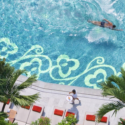 Bangkok pool 4