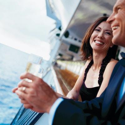 Par på cruise