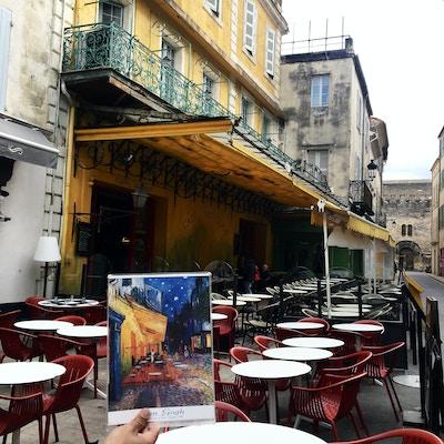 Van Goghs kafé