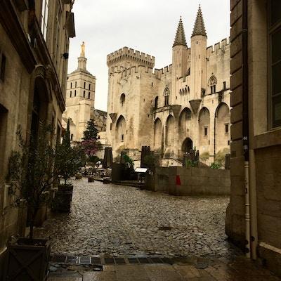 Pavepalasset i Avignon