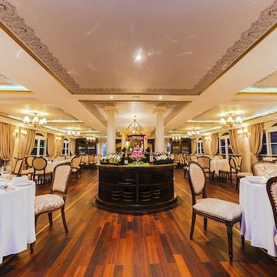 Restauranten i Mekong Navigator