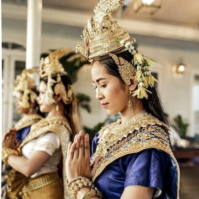 Blessing dance