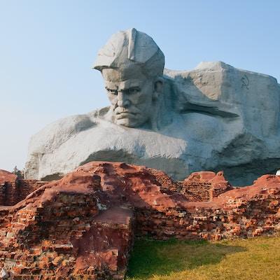 Statue i Brest