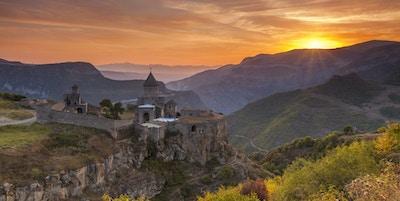 Armenia Tatev kloster 1920x1280