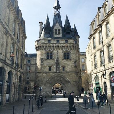 Byport i Bordeaux