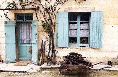 Bordeaux vingard Coutet