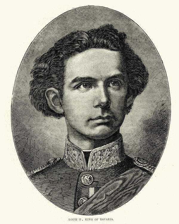 Ludwig Bayern ung