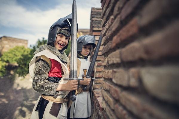 unge riddere