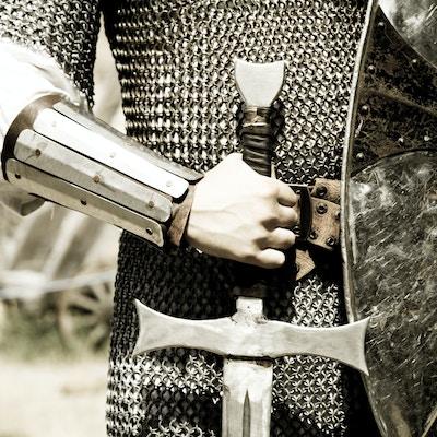 Ridder i rustning
