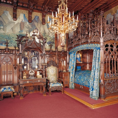 Schloss neuschwanstein soverom