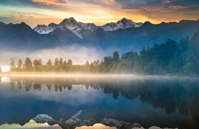 New Zealand natur