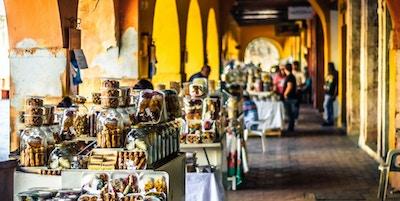 Marked i Cartagena
