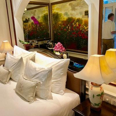 Lugar på Mekong Navigator